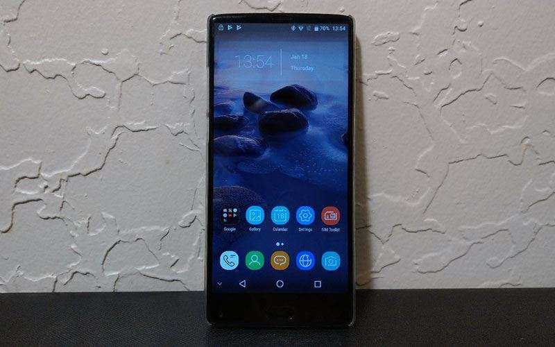Экран HomTom S9 Plus