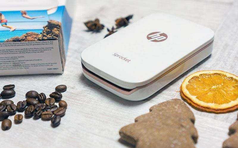 Фотопринтер HP Sprocket отзывы