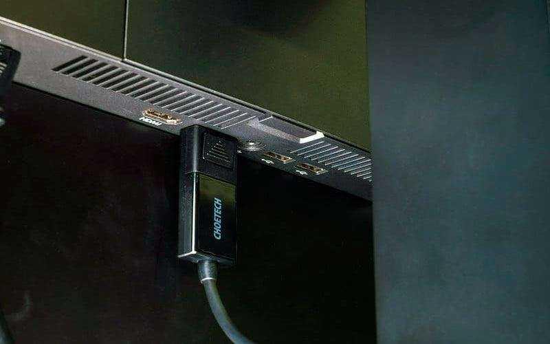 Разъёмы HP Z38c