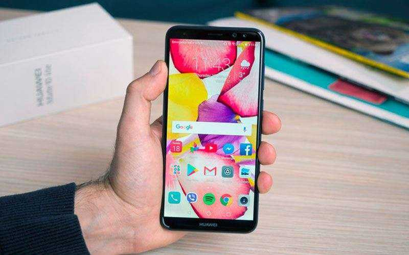 Huawei Mate 10 Lite — Обзор безрамочного смартфона с четырьмя камерами