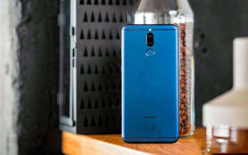 Камеры Huawei Mate 10 Lite