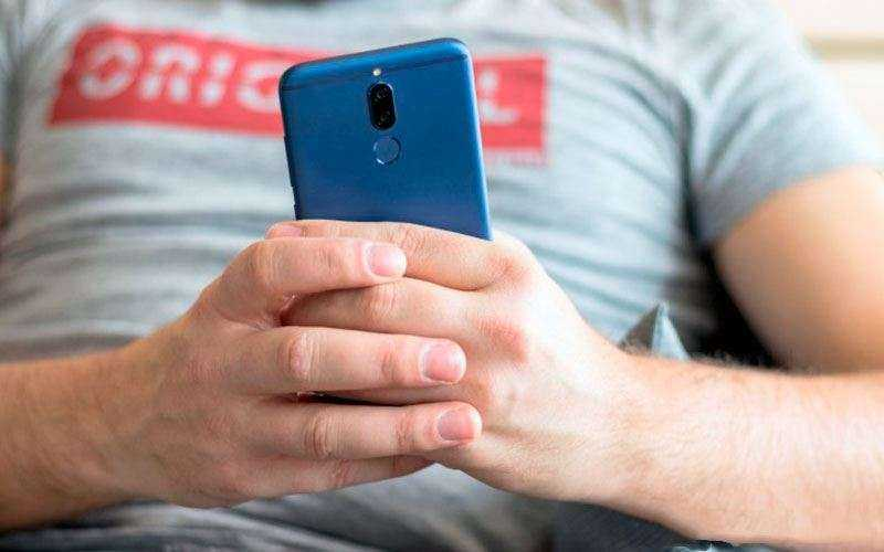 Связь Huawei Mate 10 Lite