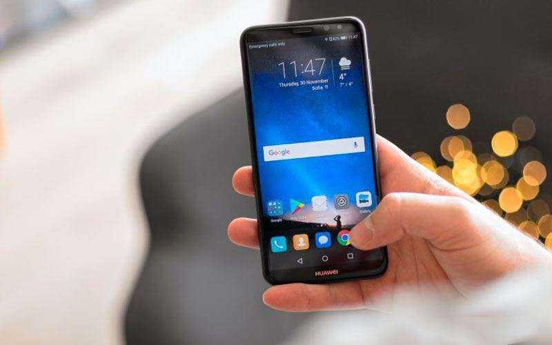Экран Huawei Mate 10 Lite