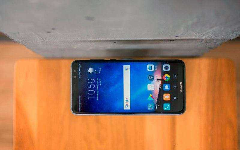 Звук Huawei Mate 10 Lite и звонки