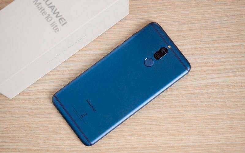 Huawei Mate 10 Lite отзывы