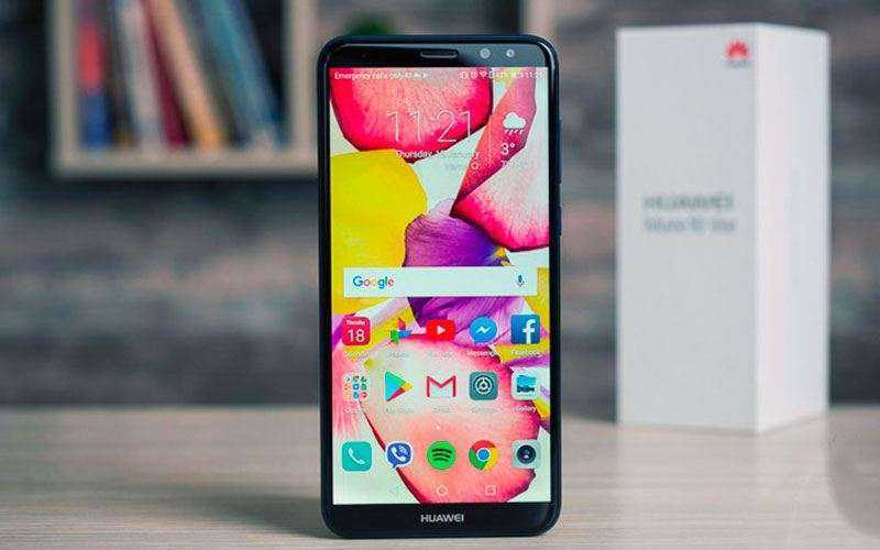 Обзор Huawei Mate 10 Lite — Безрамочный смартфон с четырьмя камерами