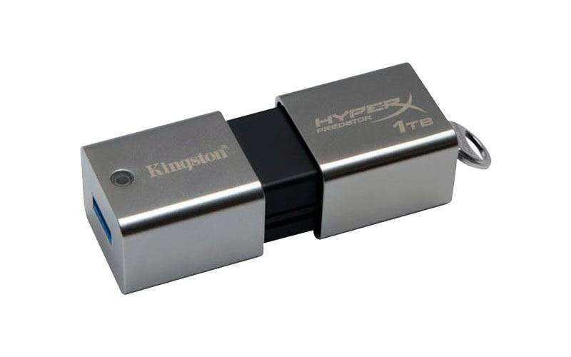 Kingston DataTraveler HyperX Predator 3.0 USB 1 ТБ