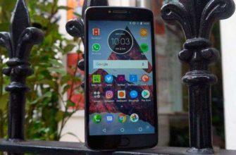 Обзор Moto E4 Plus — Недорогой телефон с батареей на 5000 мАч