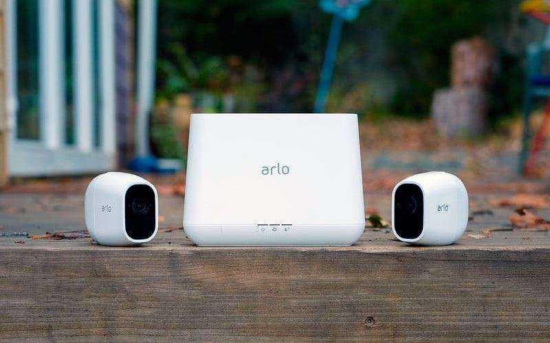 Обзор Netgear Arlo Pro 2 — Лучшая домашняя система безопасности