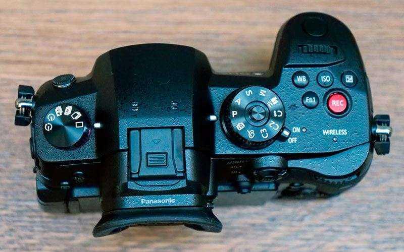 Panasonic Lumix GH5S отзывы