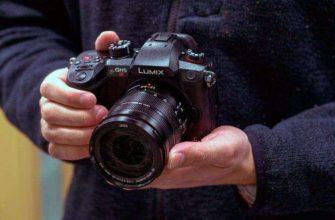 Обзор Panasonic Lumix GH5S — Камера с разумным подходом к пикселям