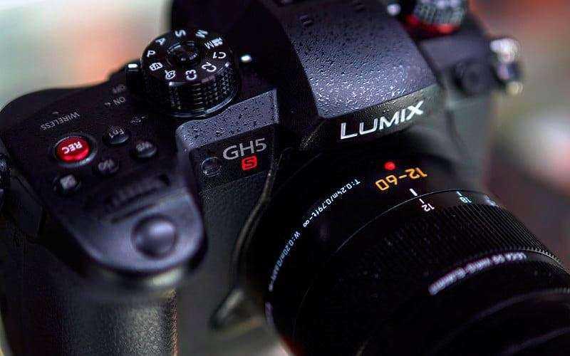 Съёмка на Panasonic Lumix GH5S
