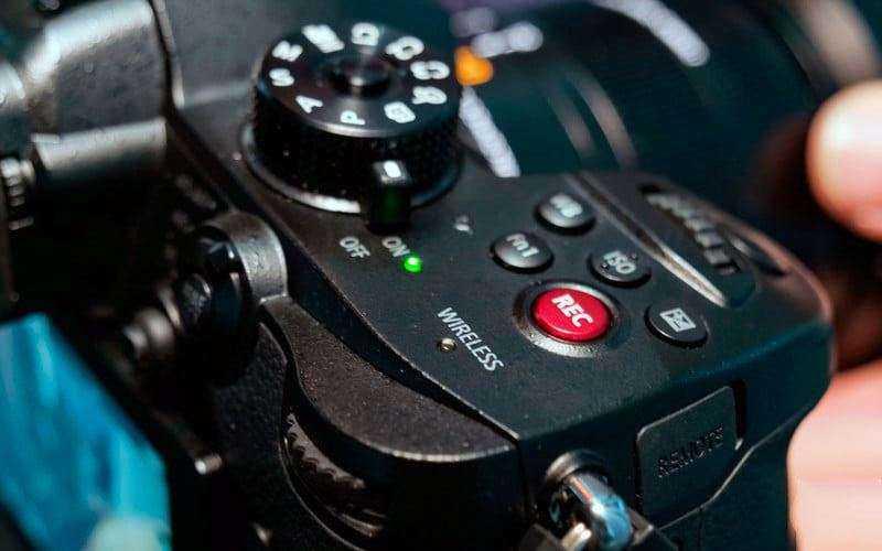 Настройки Panasonic Lumix GH5S