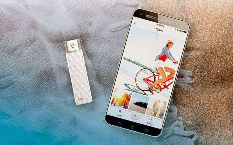 SanDisk Connect Wireless Stick 256 ГБ