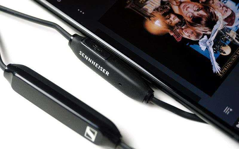 Sennheiser CX 6.00 BT звук