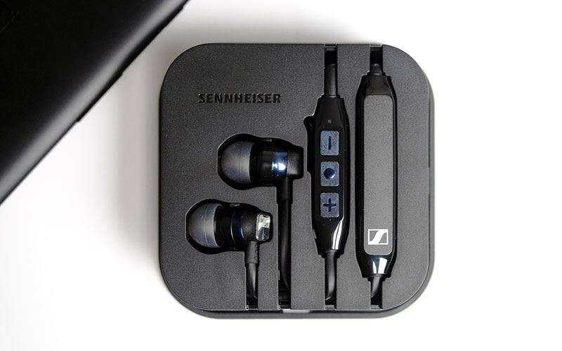 Sennheiser CX 6.00 BT обзор