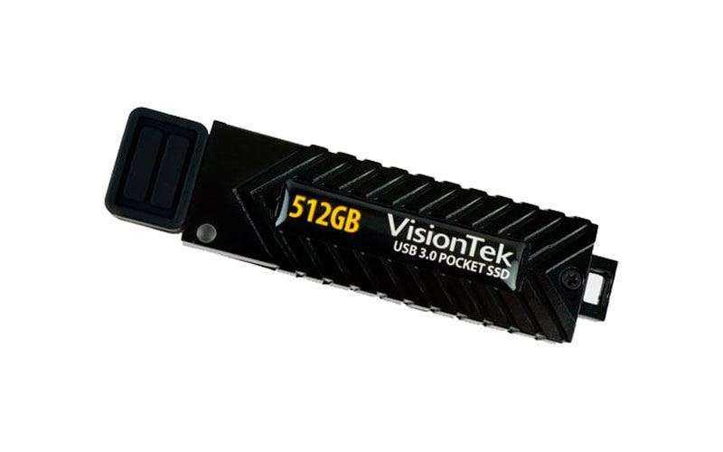 VisionTek Pocket USB SSD 512 ГБ
