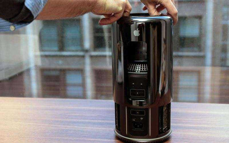 Тест Apple Mac Pro