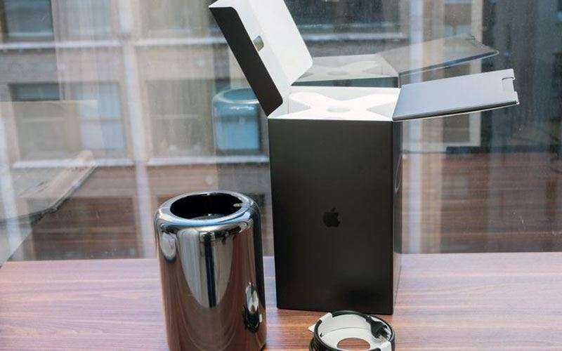 Apple Mac Pro обзор