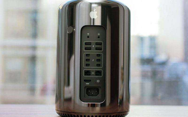 Порты Apple Mac Pro