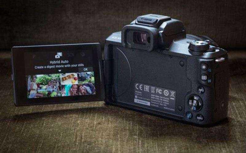 Canon EOS M50 отзывы