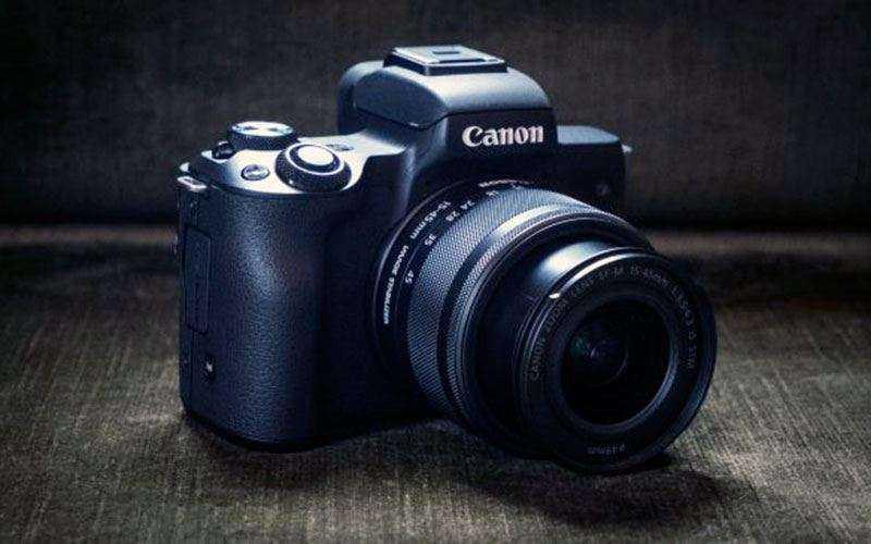 Характеристики Canon EOS M50