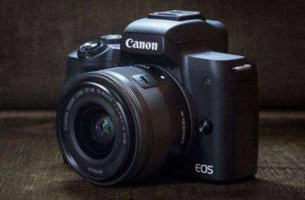 Обзор Canon EOS M50 — Почти идеальная DSLR-камера для влогеров
