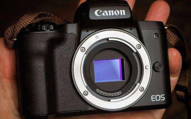 Особенности Canon EOS M50