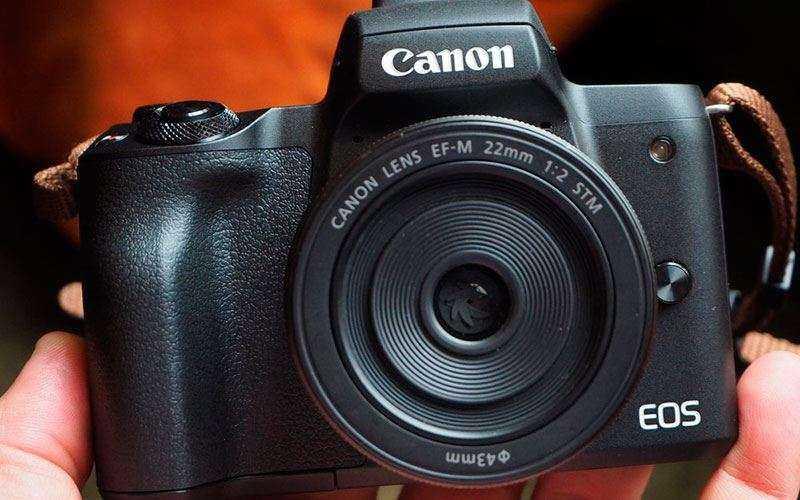 Производительность Canon EOS M50
