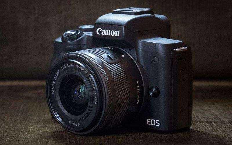 Обзор Canon EOS M50