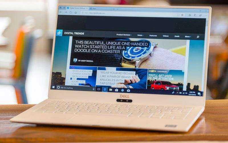 Dell XPS 13 9370 — Обзор обновлённого ноутбука превосходящего конкурентов