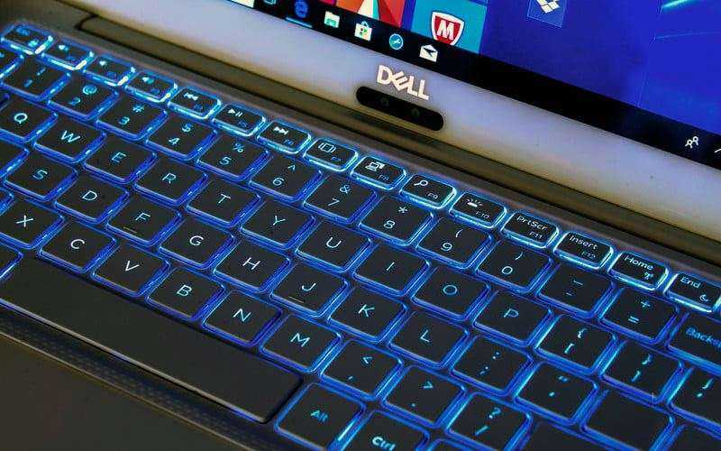 Игры на Dell XPS 13 9370