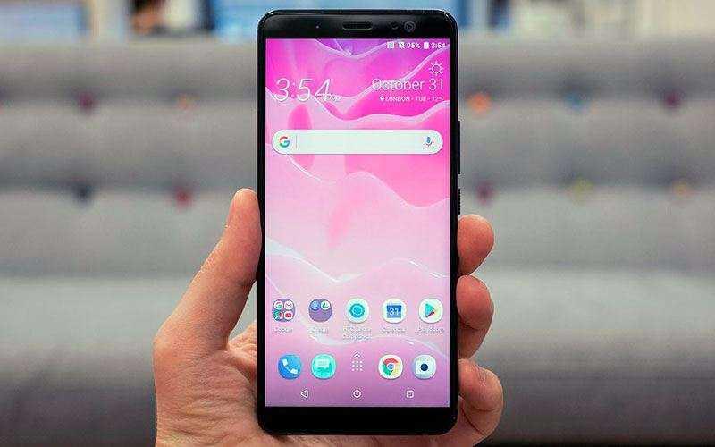 Экран HTC U11 Plus