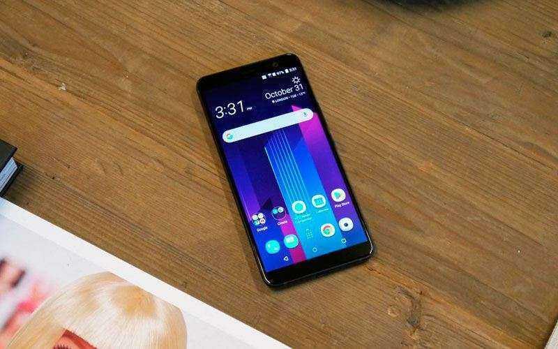 Дисплей HTC U11 Plus