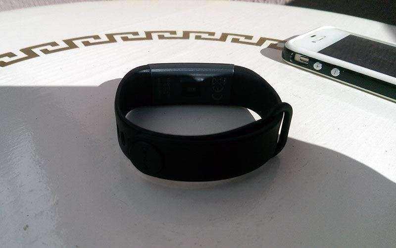 Фитнес-трекер Lenovo Cardio Plus HX03W Smartband