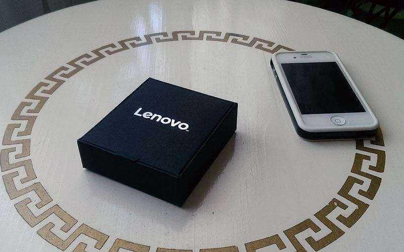 Lenovo Cardio Plus HX03W из коробки