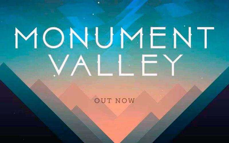 Игра Monument Valley