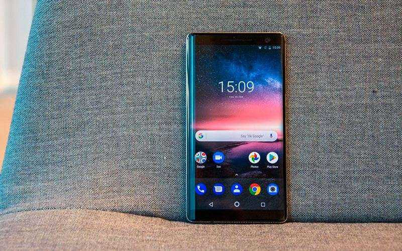Характерисики Nokia 8 Sirocco
