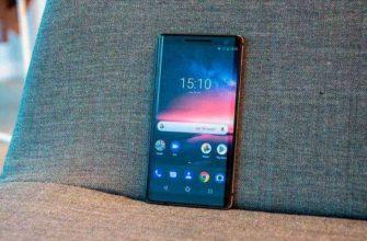 Обзор Nokia 8 Sirocco — Неудобный флагманский смартфон с рамой из стали
