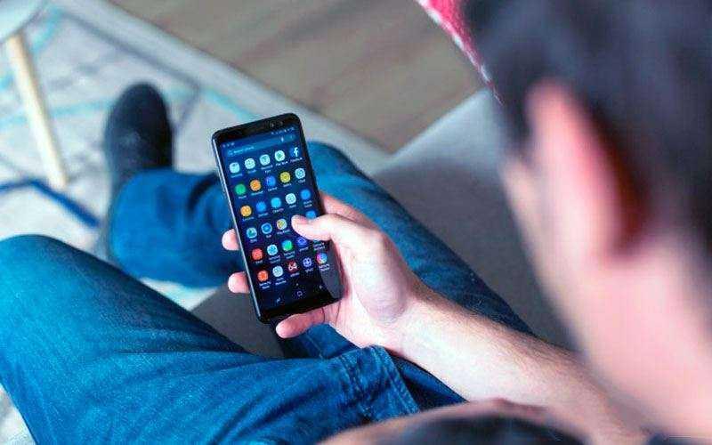 Тест Samsung Galaxy A8 2018