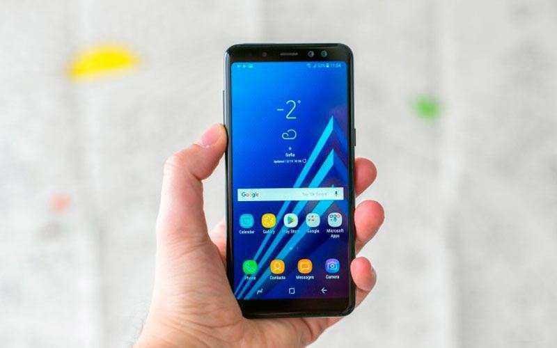 Samsung Galaxy A8 2018 — Обзор стильного и переоценённого смартфона