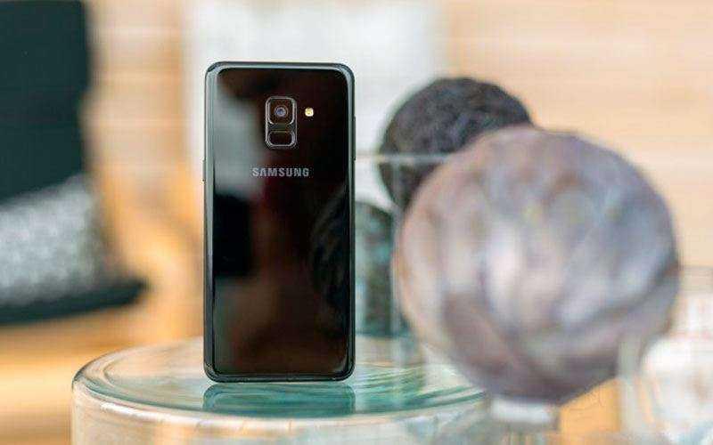 Динамик Samsung Galaxy A8 2018 и звук