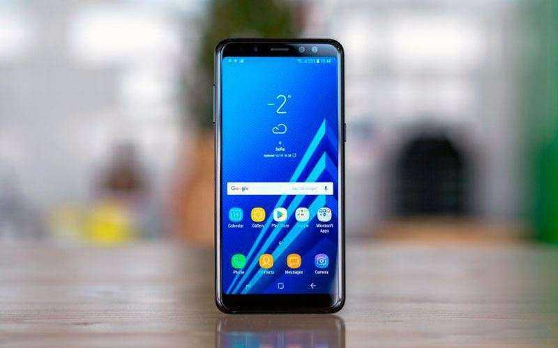 Samsung Galaxy A8 2018 отзывы