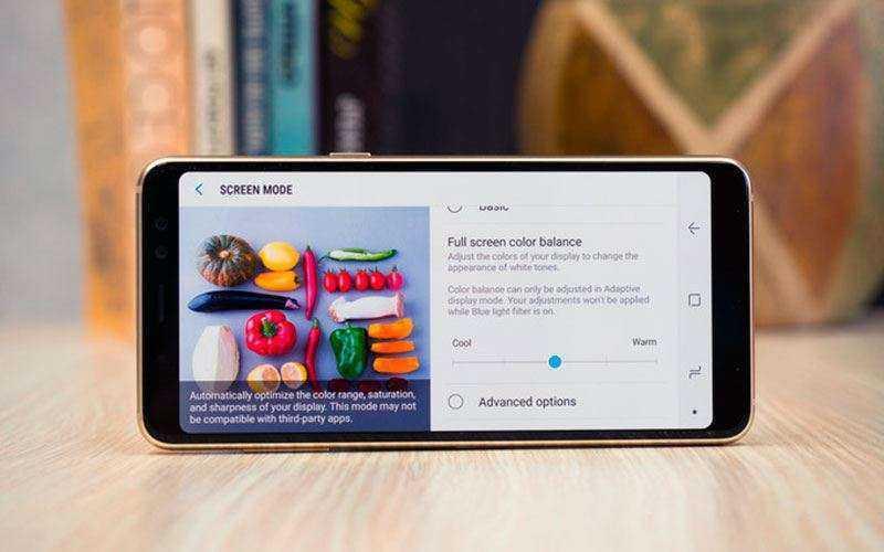 Производительность Samsung Galaxy A8 2018