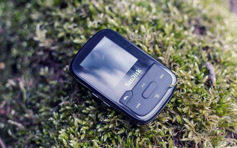 Обзор SanDisk Clip Sport Plus — Оставьте телефон дома и возьмите музыку с MP3-плеером