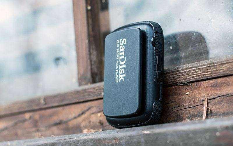 Аккумулятор SanDisk Clip Sport Plus