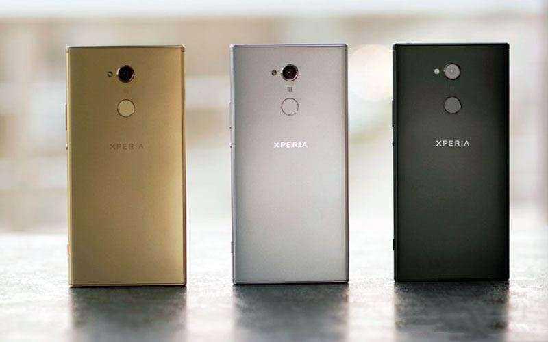 Мультимедиа Sony Xperia XA2 и Xperia XA2 Ultra