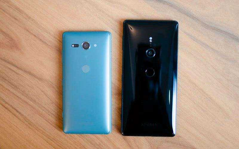 Sony Xperia XZ2 и XZ2 Compact — Обзор смартфонов с новым дизайном и множеством технологий