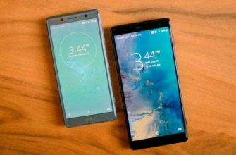Обзор Sony Xperia XZ2 и XZ2 Compact — Смартфоны с новым дизайном и технологиями