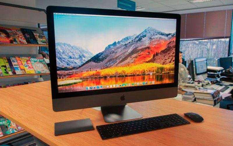 Моноблок Apple iMac Pro